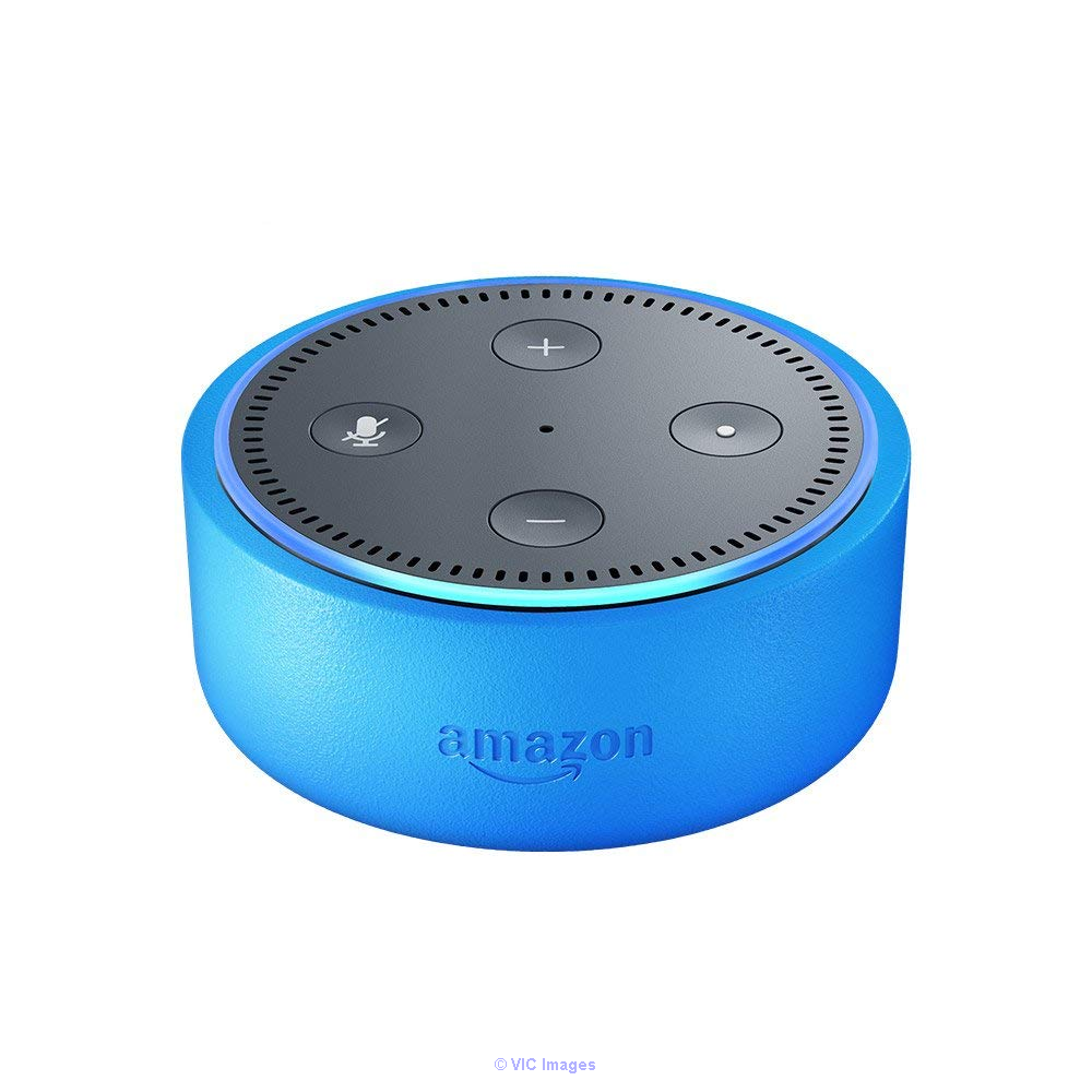 Echo Dot Kids Edition, a smart speaker with Alexa for kids - blue cas Moscow, Russia Classifieds